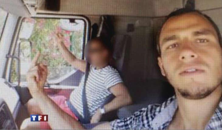 Attentat de Nice : les derniers selfies de Mohamed Lahouaiej Bouhlel