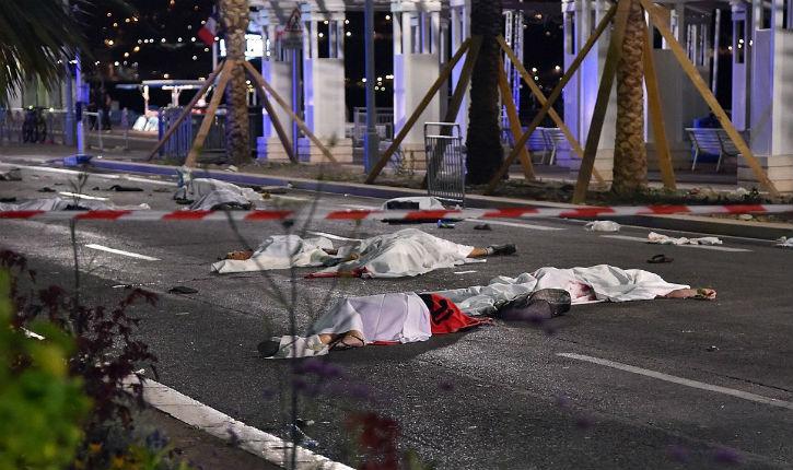 Sébastien Jallamion : le bilan de l'attentat de Nice sera au moins de 115 morts