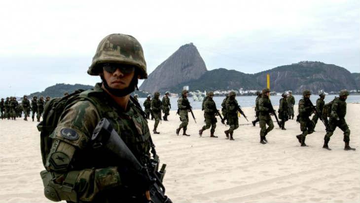 JO de Rio : coup de filet antiterroriste dans neuf États du Brésil