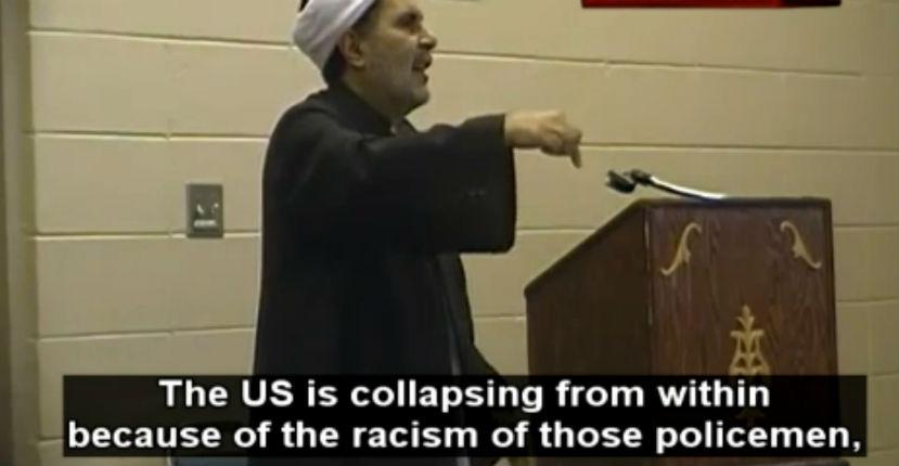 Sermon d'un imam au Canada : «L'Amérique s'effondre à cause du racisme des policiers ; l'UE et Israël cesseront d'exister»