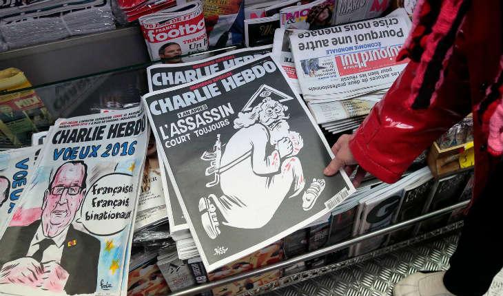 Belgique: Prison ferme pour  Souphiane O., il voulait brûler un point de vente de Charlie Hebdo