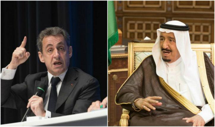La visite estivale de Nicolas Sarkozy au roi d'Arabie saoudite