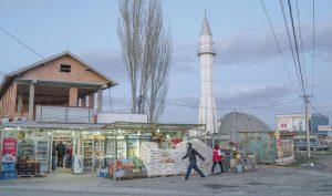 Depuis 1999, 240 mosquées ont été construites au Kosovo grâce à des fonds saoudiens. / Andrew Testa/Panos/REA
