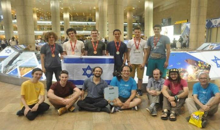 Russie : des Israéliens ont été médaillés lors des Olympiades des Sciences de l'informatique à Kazan