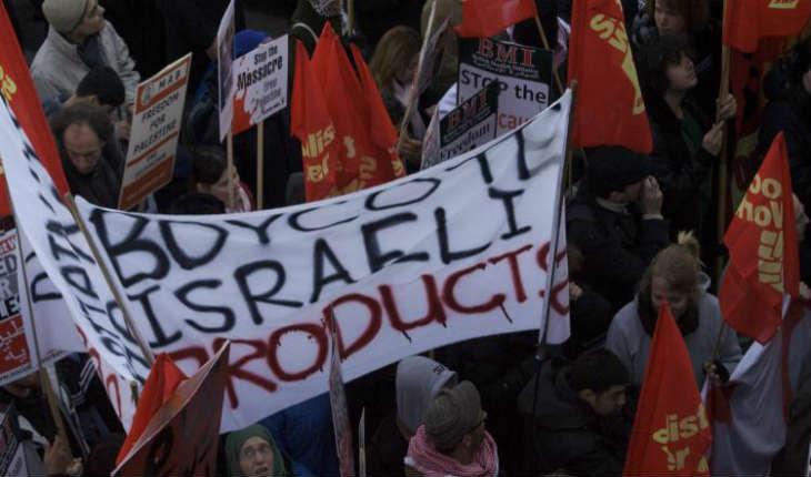 Israël va expulser les manifestants anti-Israël et interdire l'entrée sur son territoire de toute personne appelant au boycott