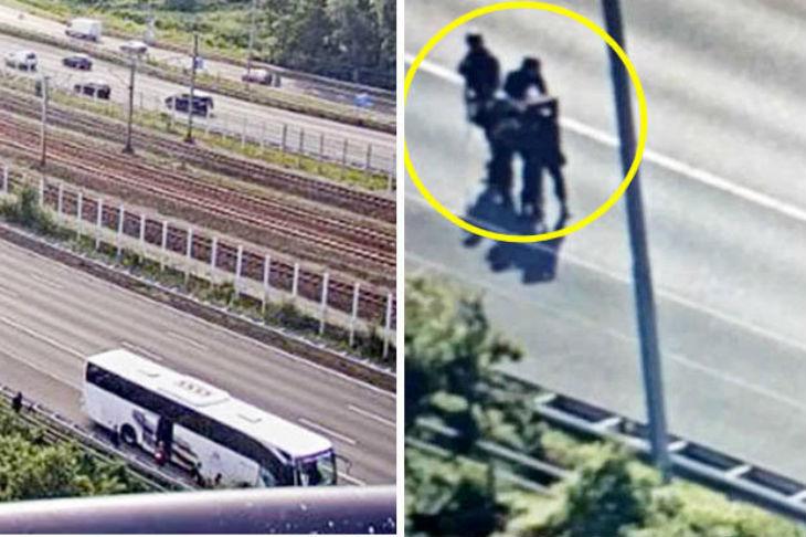 Alerte à la bombe à l'aéroport d'Amsterdam : Un homme arrêté. Etat d'alerte maximal