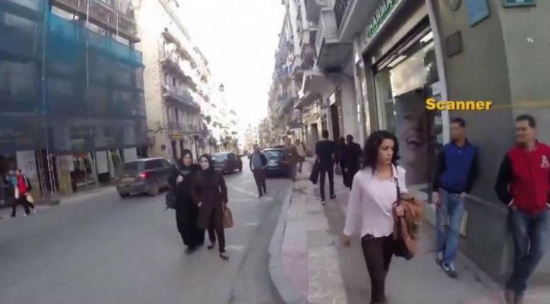femme en algerie
