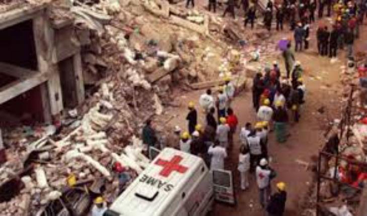 Argentine: une victime d'attentat identifiée 22 ans après!