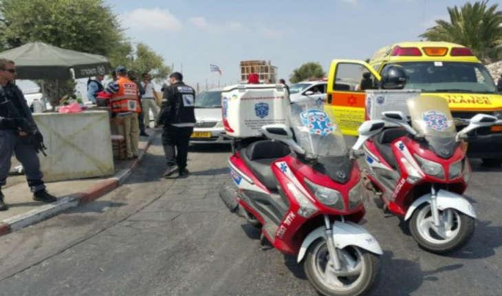 Israël: attaque au tournevis à Jérusalem-est, par un terroriste arabe
