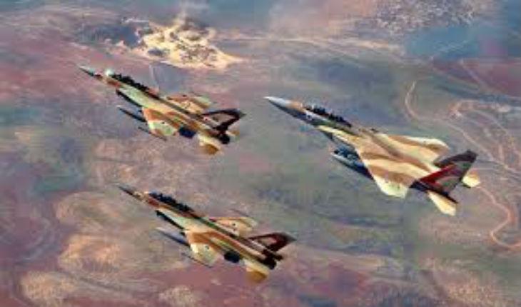 Nouveau raid aérien israélien de grande envergure frappant 12 cibles iraniennes et syriennes