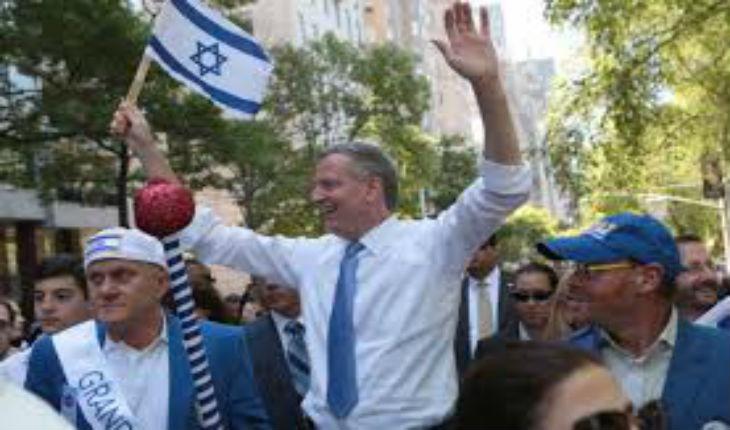 Le maire de New York pourfend le BDS