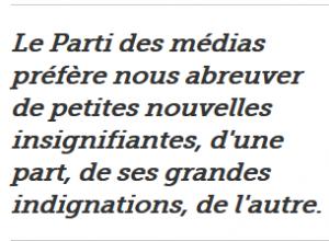Brice Couturier-le Parti des médias et l'intelligentsia méprisent la réalité