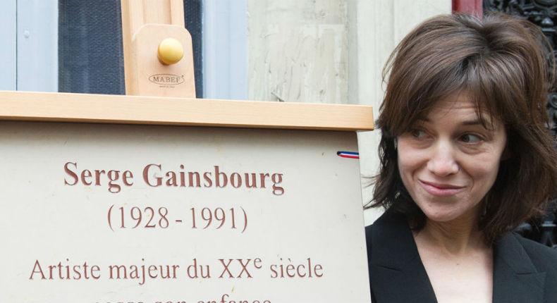 Charlotte Gainsbourg évoque l'antisémitisme vécu par son père
