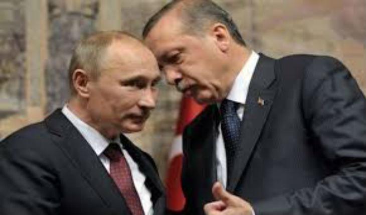 Vers un axe Moscou-Ankara-Téhéran?