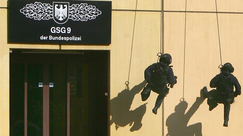 «Les ennemis sont dans nos rangs» estime un instructeur de la police allemande