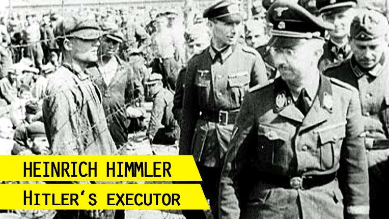Le journal intime du nazi Heinrich Himmler, l'architecte de la Shoah, découvert dans des archives secrètes russes