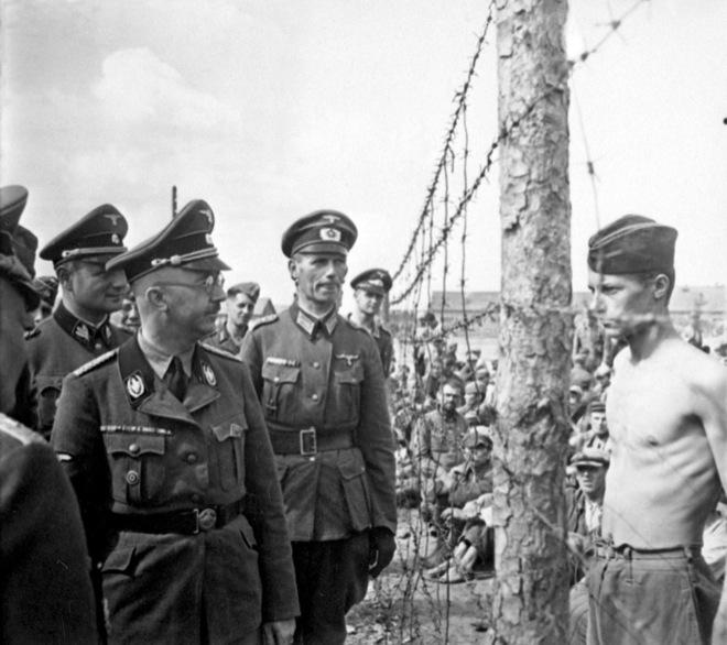 Heinrich Himmler Holocaust