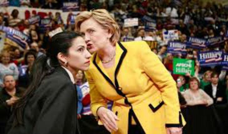La proche conseillère islamique de Hillary Clinton