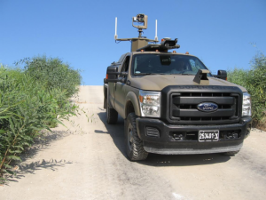 ISF-unmanned-vehicle-