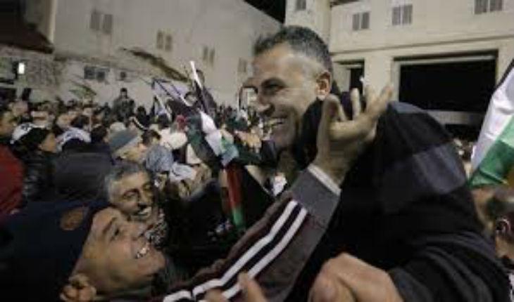 Appels à la violence terroriste et drapeaux du Hamas à Jérusalem