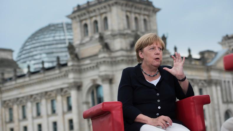 Merkel en colère que des pays européens refusent d'accueillir des réfugiés musulmans
