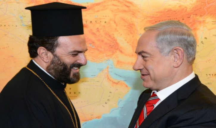 Israël: le Père Gabriel Nadaf, favorable à l'expulsion des activistes en faveur du boycott d'Israël