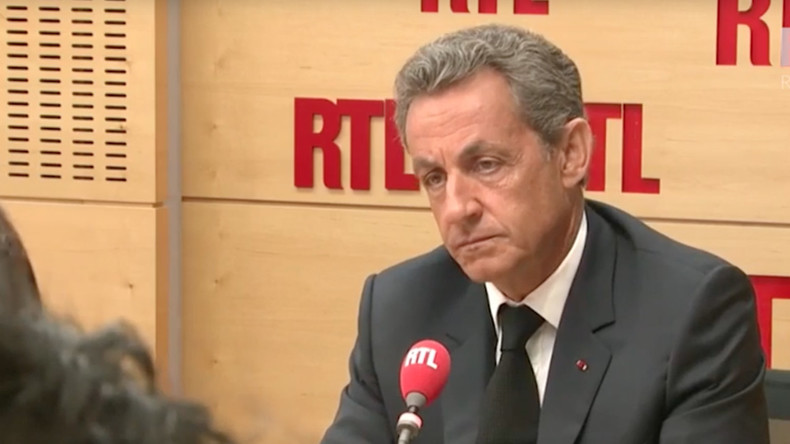 [Vidéo] Burkini : pour Sarkozy, c'est très simple, il suffit de changer la constitution