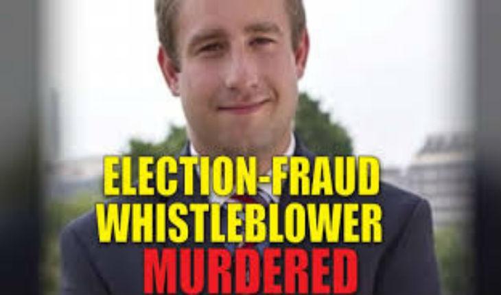 Qui a tué Seth Conrad Rich?