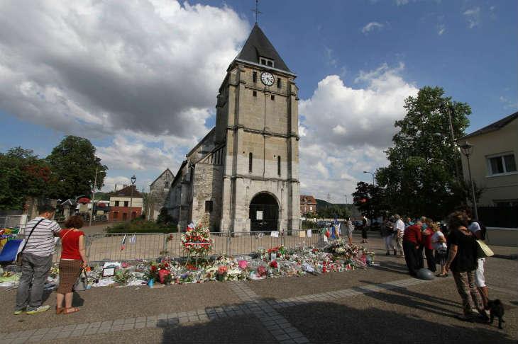 Attentat de Saint-Etienne-du-Rouvray: un suspect en garde à vue à Toulouse