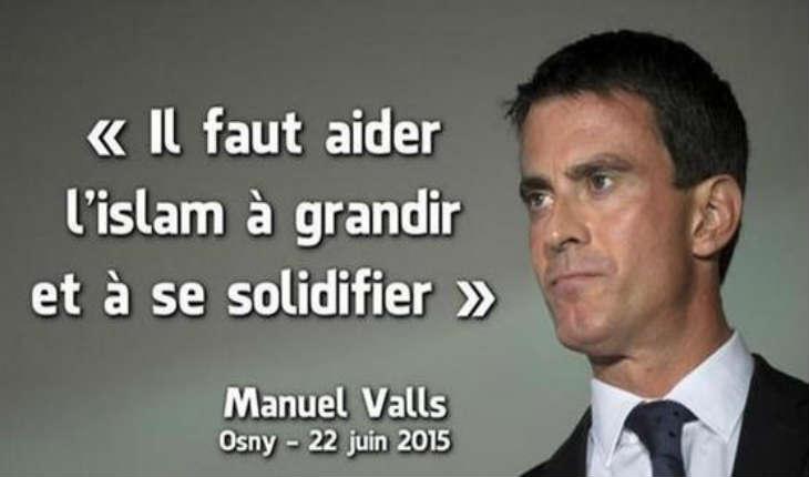 Lettre ouverte du général Antoine Martinez au premier ministre Manuel Valls