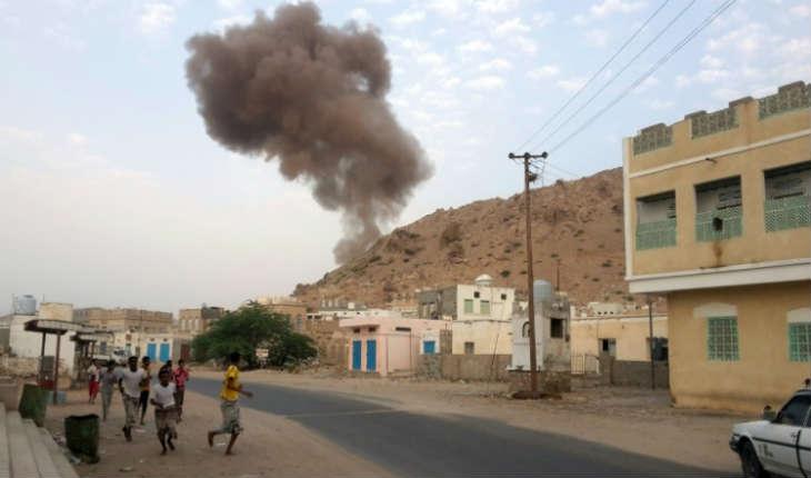 Yémen: Des raids menés par l'aviation de la coalition arabe font six morts et vingt blessés dans un Hôpital de médecins sans frontières