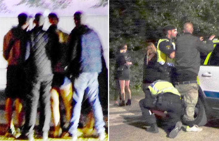 Agressions sexuelles par des groupes de migrants : un été d'enfer en Suède