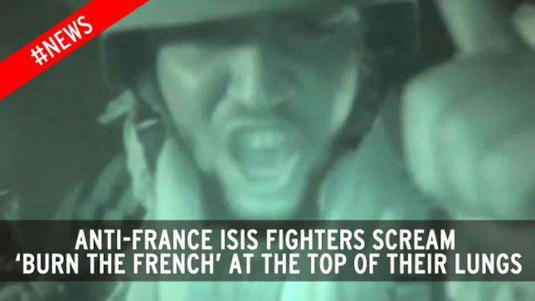 «Brûlez les Français !» : l'Etat islamique s'en prend encore à la France dans une vidéo