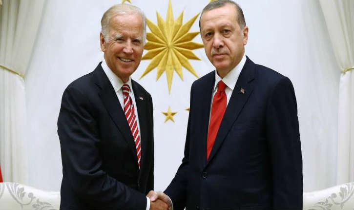 Biden a déclaré à Erdogan au sujet du putsch raté : «Je m'excuse. J'aurais aimé pouvoir venir plus tôt»