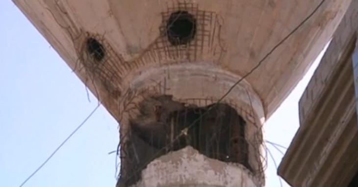 Riposte israélienne sur Gaza : Le mensonge palestinien du « château d'eau » bombardé