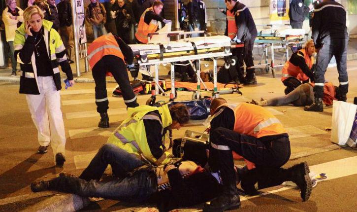 Voiture bélier à Dijon: il renverse 11 passants en criant «Allahu Akbar»  et «Au nom des enfants de Palestine»