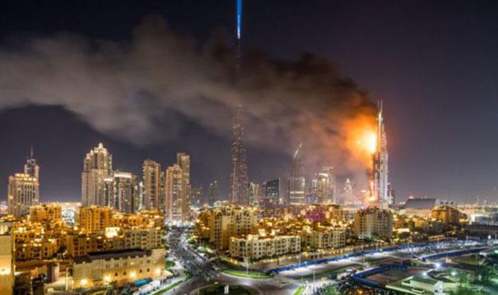 Dubaï: la vitrine du monde musulman approche de la banqueroute, les européens fuient