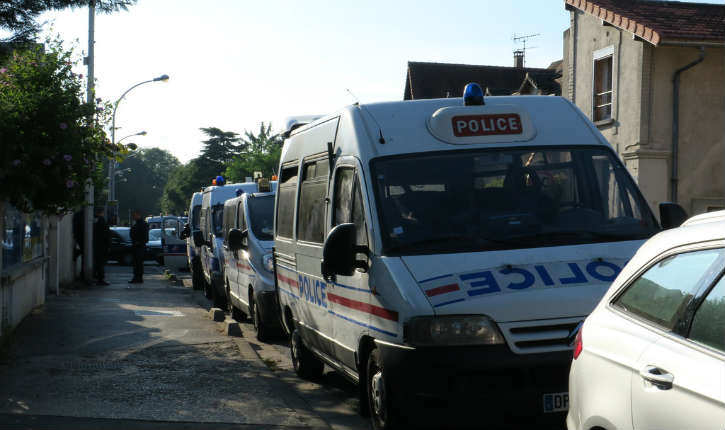 Villiers-sur-Marne : perquisition d'une mosquée fréquenté par des membres partis combattre en Syrie