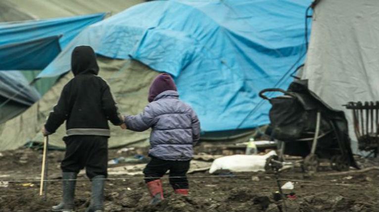 Multiplication des viols de femmes et d'enfants dans le camp de migrants de Grande-Synthe