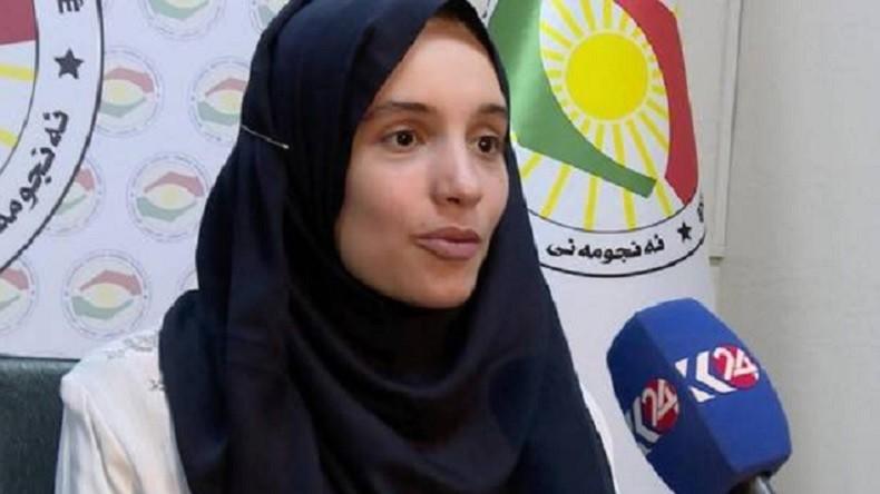 Djihadiste : Elle prétend que son mari l'a emmenée en vacances… et s'est retrouvée en Syrie
