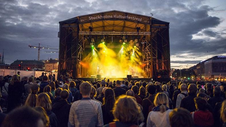 Suède : 38 jeunes filles victimes d'agressions sexuelles lors d'un festival de musique