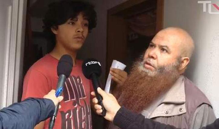 [Vidéo] Verviers: l'adolescent entonnant «mort aux chrétiens» est le fils d'un imam prêcheur de haine
