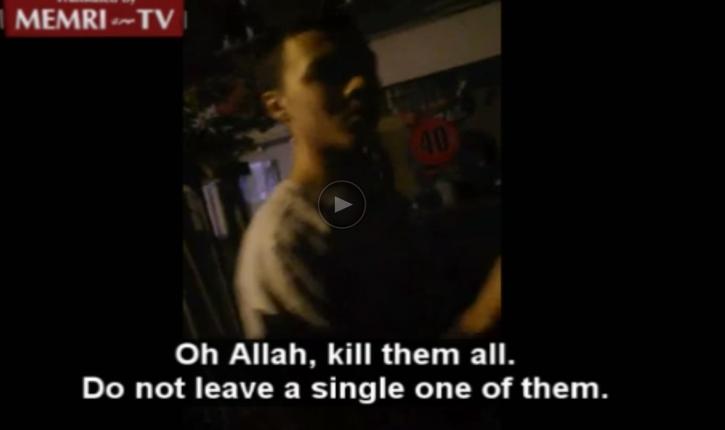 Belgique: «Ô Allah, anéantis les chrétiens haïssables. Ô Allah, tue-les tous. N'en épargne pas un seul»