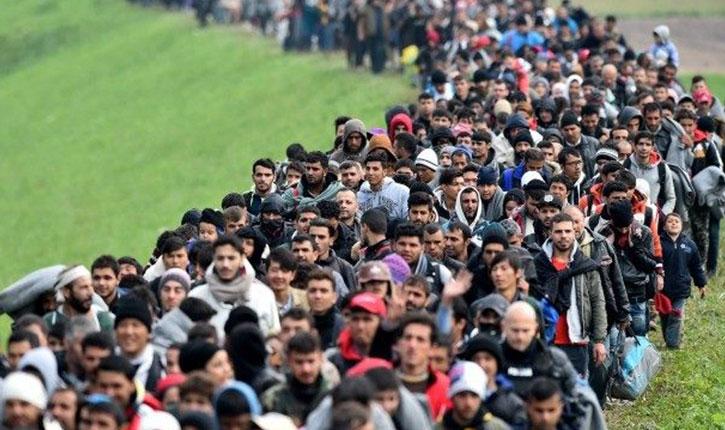 Europe : Une population en voie de remplacement par des migrants porteurs des valeurs aux antipodes des nôtres « l'islam sera la religion dominante en Europe »