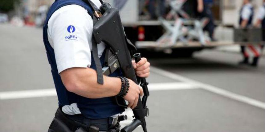 Belgique : Attaque à la machette, la policière grièvement blessée a pu tirer sur le terroriste et l'atteindre à deux reprises