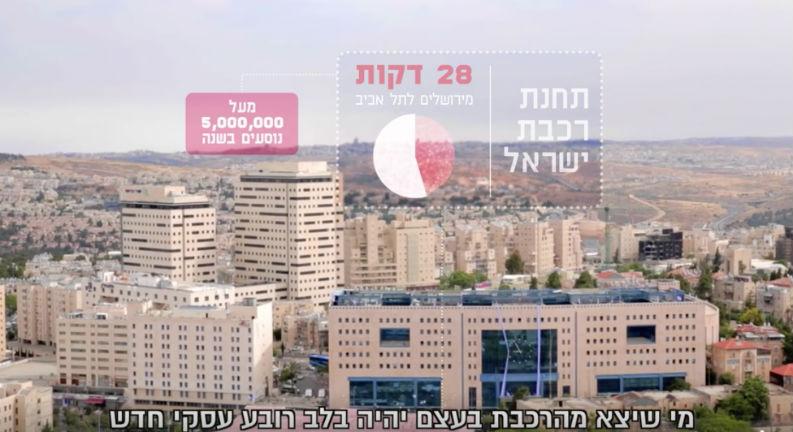 [Vidéo] A quoi ressemblera Jérusalem dans quelques années ? Visite virtuelle avec le maire Nir Barkat