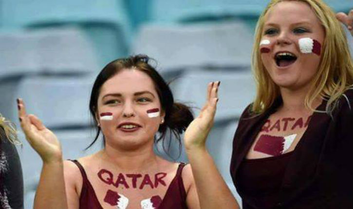 Rencontres femme qatar