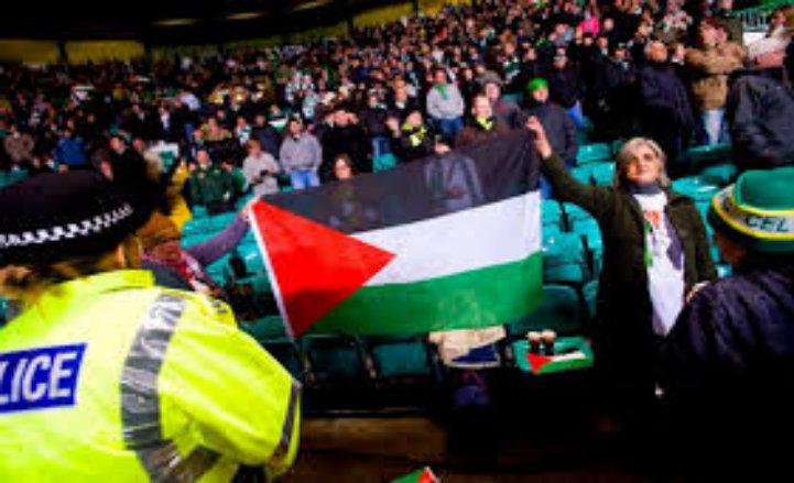 Des ultras de Glasgow veulent accueillir une équipe israélienne avec… des drapeaux de la «Palestine»