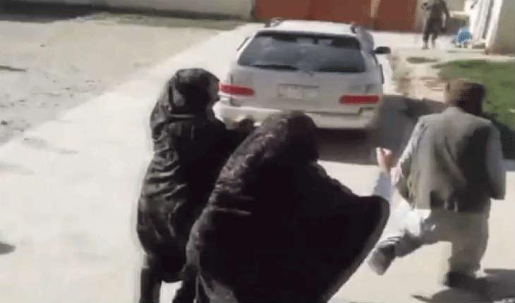 [Vidéo] Une fillette afghane de 6 ans mariée par son père à un mollah… contre une chèvre et du riz