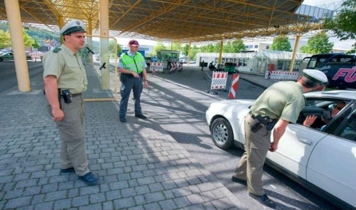 90 garde-frontières et 40 policiers suplémentaires, l'Allemagne renforce le contrôle de ses frontières avec la Suisse
